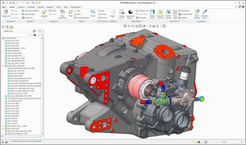 Güçlü, kullanımı kolay 3D CAD çözümleriyle daha akıllı tasarımlar