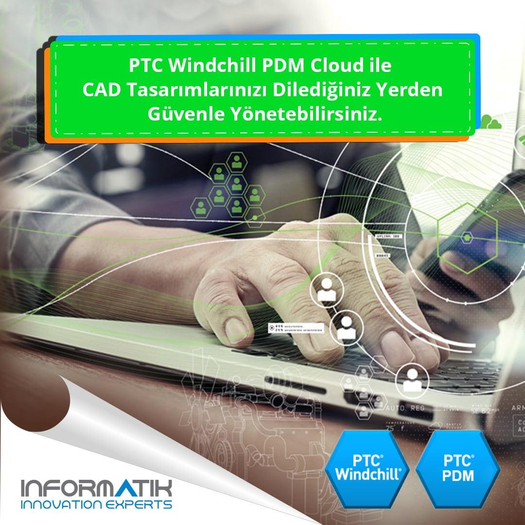 PTC Windchill ile Bulut PDM ve PLM Çözümleri